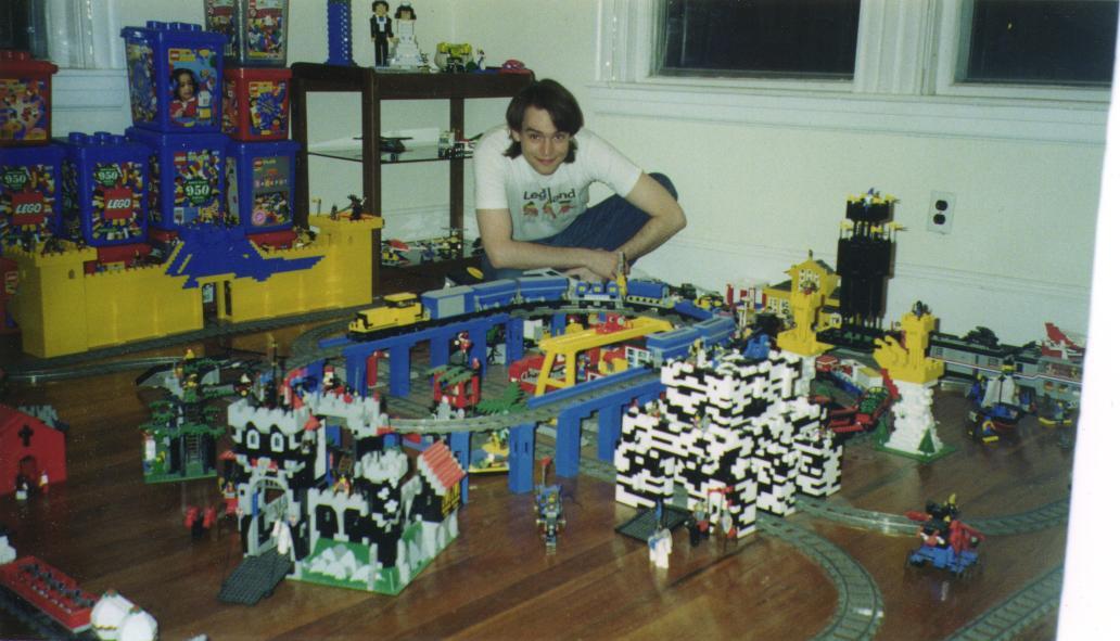 Pc S Lego Empire